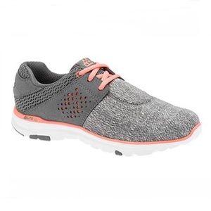 Abeo Biomechanical Lite 2.0 Grey Athletic Shoe 6.5